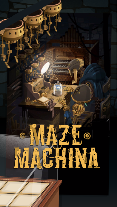 Maze Machina screenshot #2