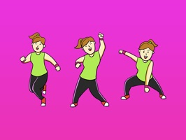 Dancemoij Stickers