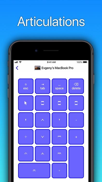 Sibelius KeyPad for Mac screenshot-4