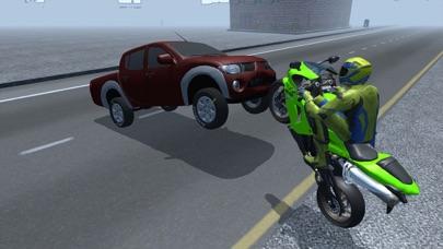 Motorbike Driving Simulator 3Dのおすすめ画像5