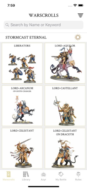Warhammer Age of Sigmar on the App Store