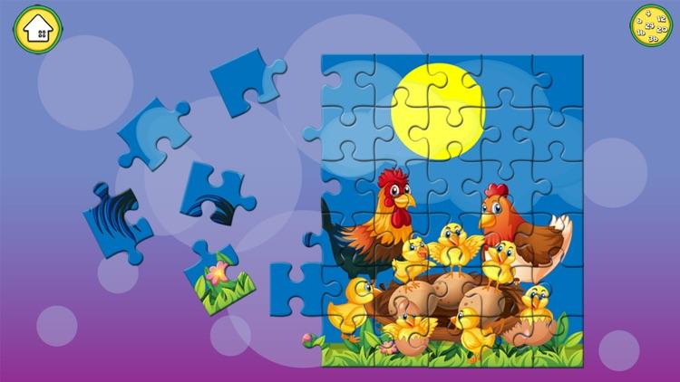 Animal Puzzles & Shape Builder screenshot-3