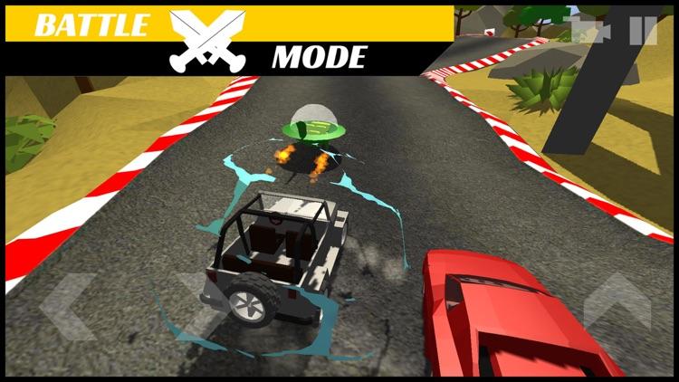 Moad Racing - 3D Race in Car screenshot-3
