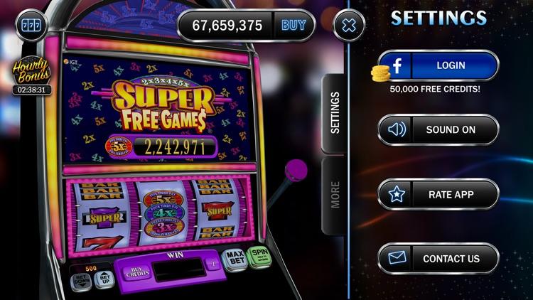 DoubleDown Classic Slots screenshot-5