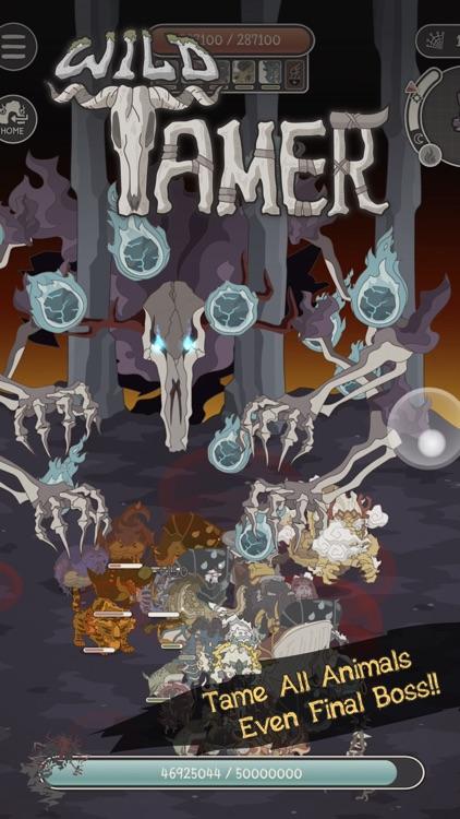 Wild Tamer screenshot-0