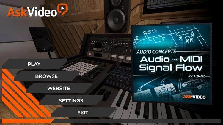Signal Flow Course by Av 106 screenshot-0