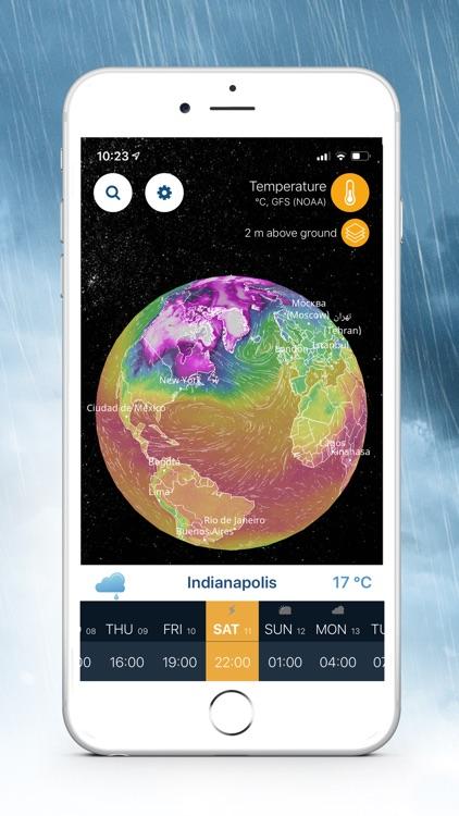 Ventusky: 3D Weather Maps