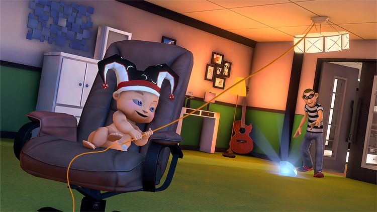 Dream Family Sim - Junior Baby