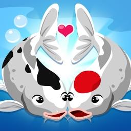 Koi Fish Emojis – Carp Sticker