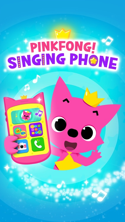 Pinkfong Singing Phone screenshot-0