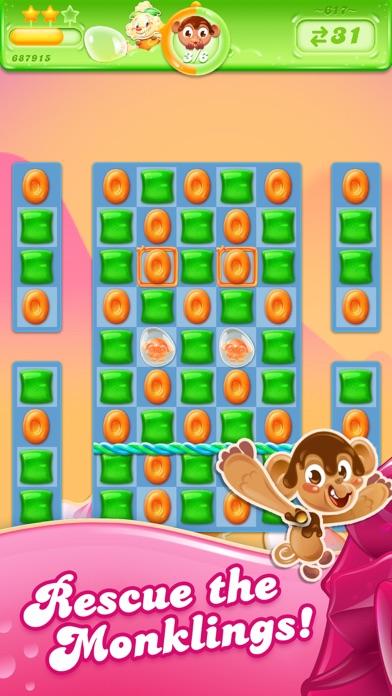 Candy Crush Jelly Saga Screenshot