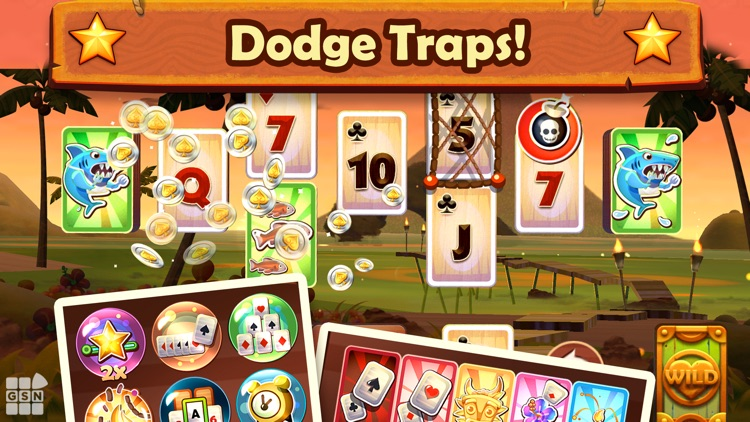 Solitaire TriPeaks Card Game screenshot-3