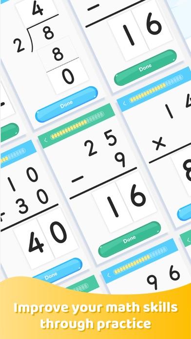 Quick Math: Math Games Learner Screenshot