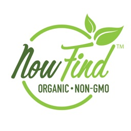 Now Find Organic & NON-GMO