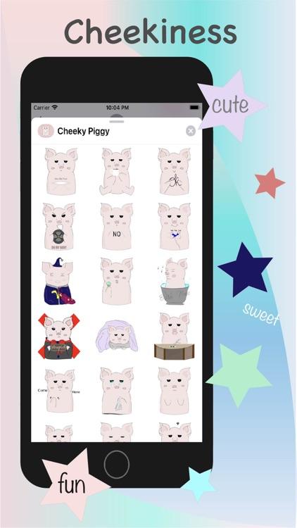 Cheeky Piggy