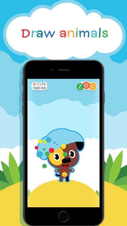 SmartBabies - Alphabet & Zoo screenshot-4