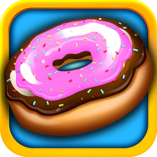 Donut Games app for ipad