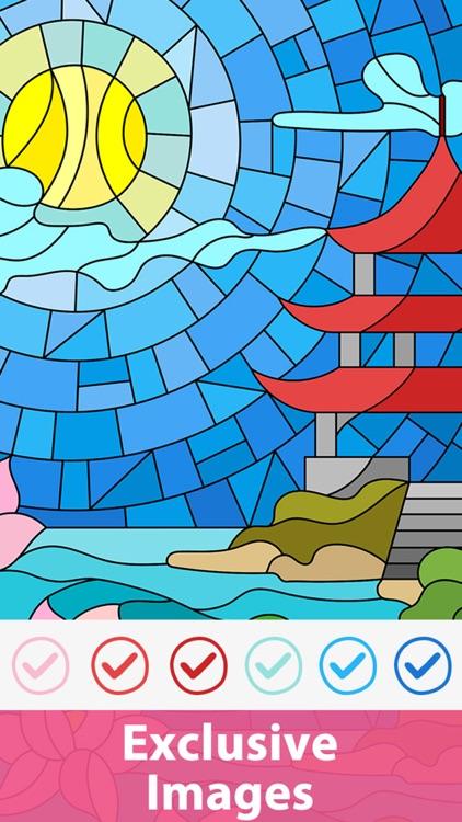 Doodle Color - Coloring Book screenshot-4