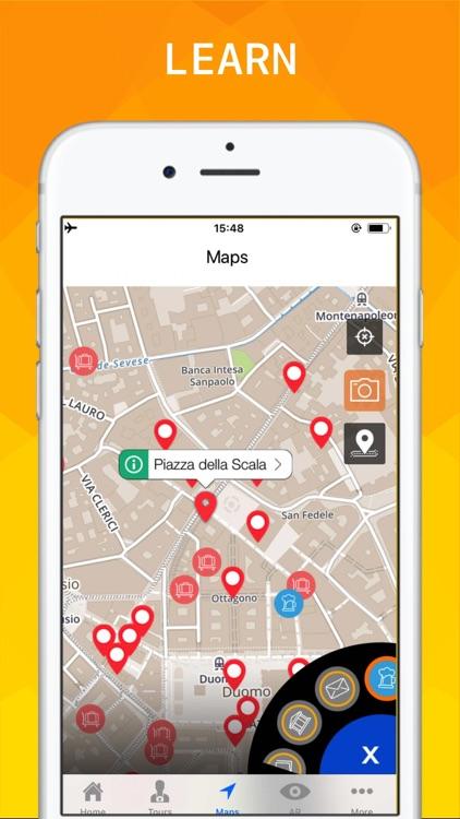 Milan Travel Guide . screenshot-3