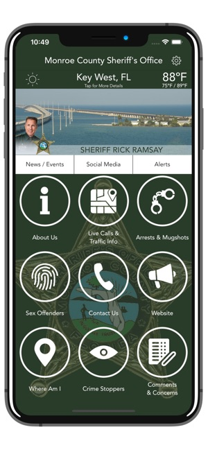 Monroe County Sheriffs Office on the App Store