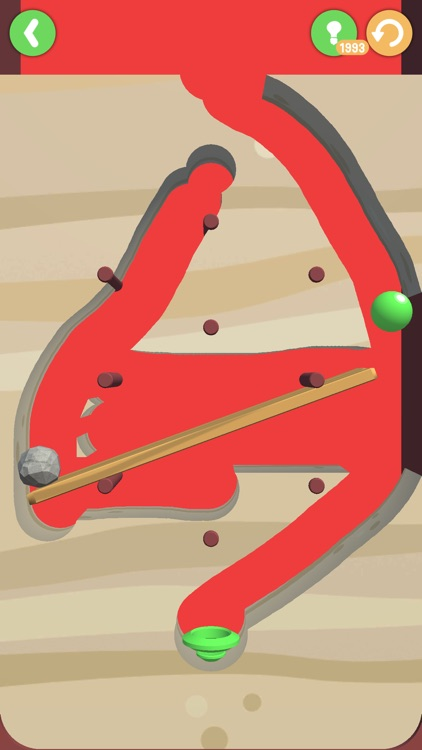 Hole Land - Ball Rolling