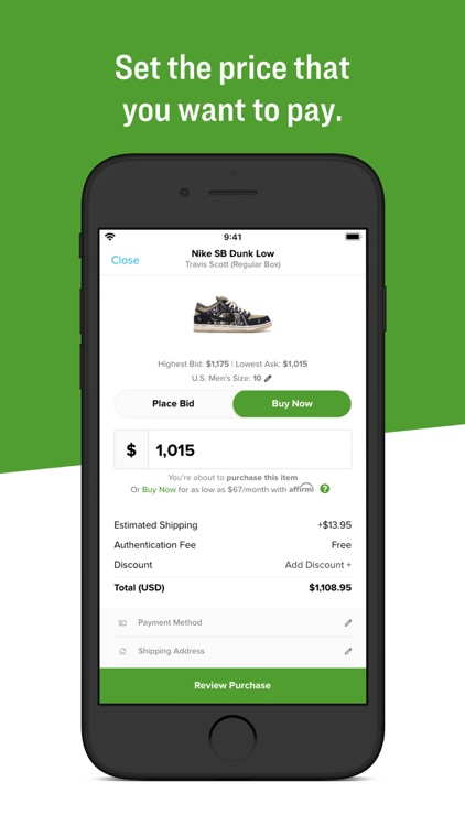 StockX - Buy & Sell Authentic screenshot-3