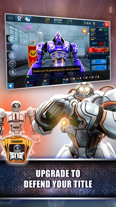 Real Steel World Robot Boxing by Reliance Big Entertainment