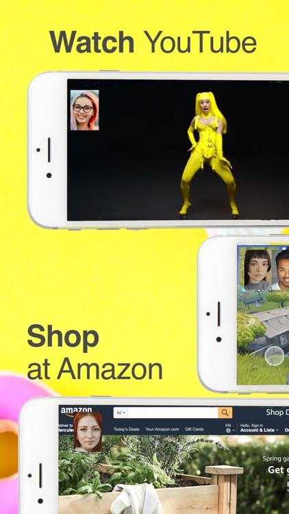 SEE Screen Share & Video Chat screenshot-3