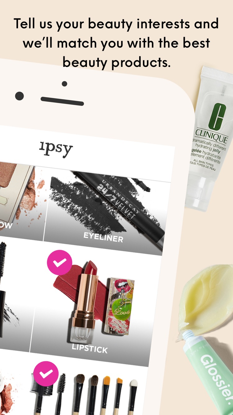 ipsy - Beauty, makeup & tips Screenshot