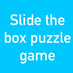 Slide The Box Puzzle Game