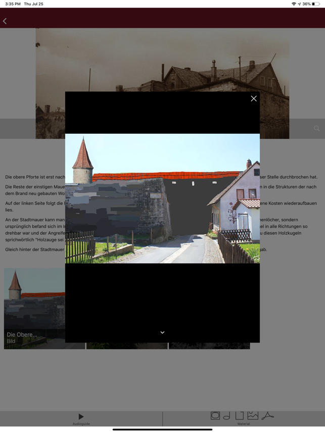 Museum Eisfeld Screenshot