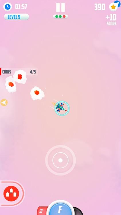 Man Vs. Missiles: Combat screenshot-7