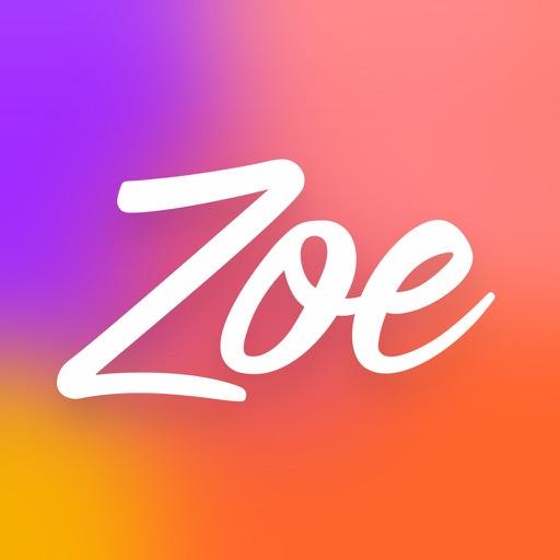 Zoe: Lesbian Dating & Chat App iOS App