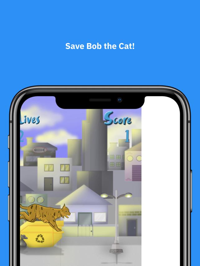 Bobcat vs. Snake, game for IOS