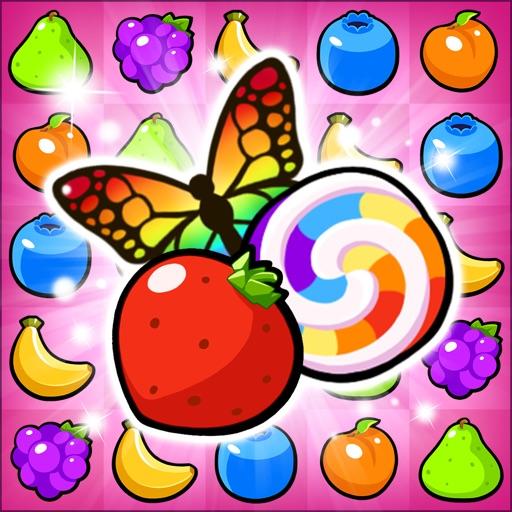 Fruits POP - Jungle Adventure