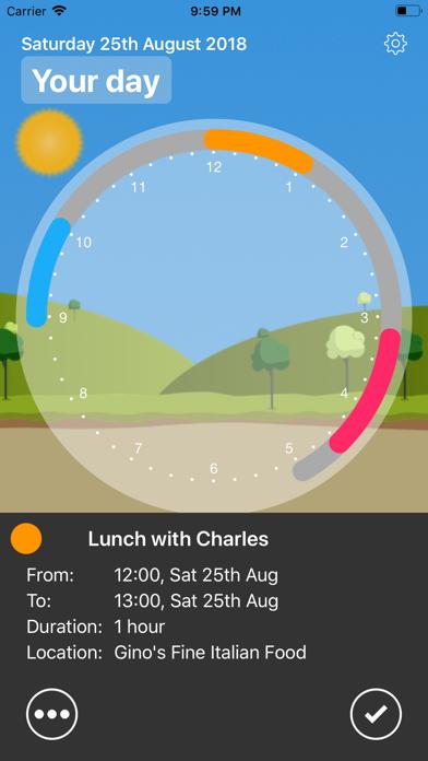 Zippycal - Calendar Screenshots