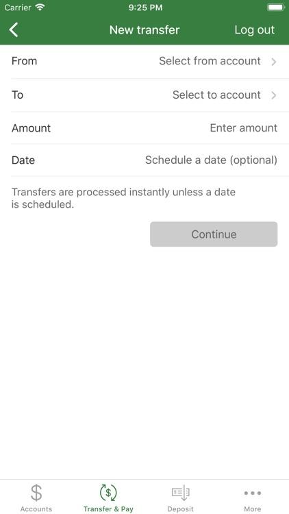 Investors Bank Mobile Banking screenshot-4