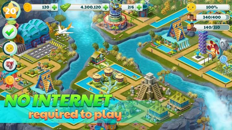 Town City - Building Simulator screenshot-6