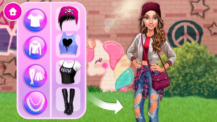 Hannah's Fashion World screenshot-5