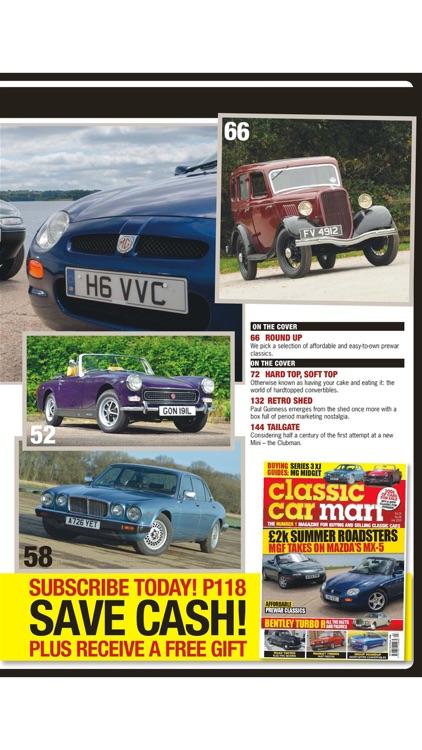 Classic Car Mart screenshot-4