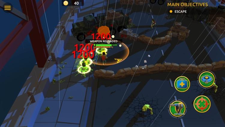 Zombie Blast Crew screenshot-4