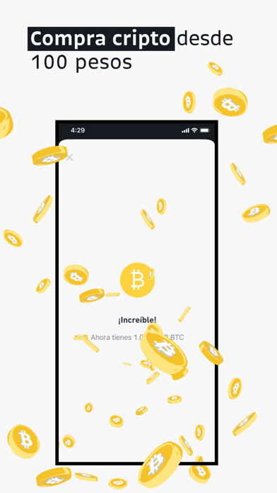 Bitso - Compra y vende bitcoin screenshot three