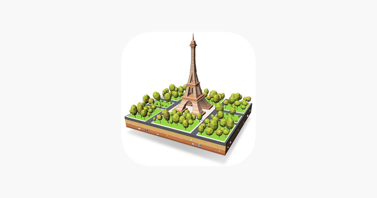 Idle Landmarks On The App Store