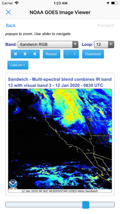 Hurricane Tracker Weather Pup Screenshots