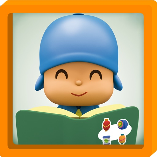 Pocoyo: Party Pooper - Free book for kids