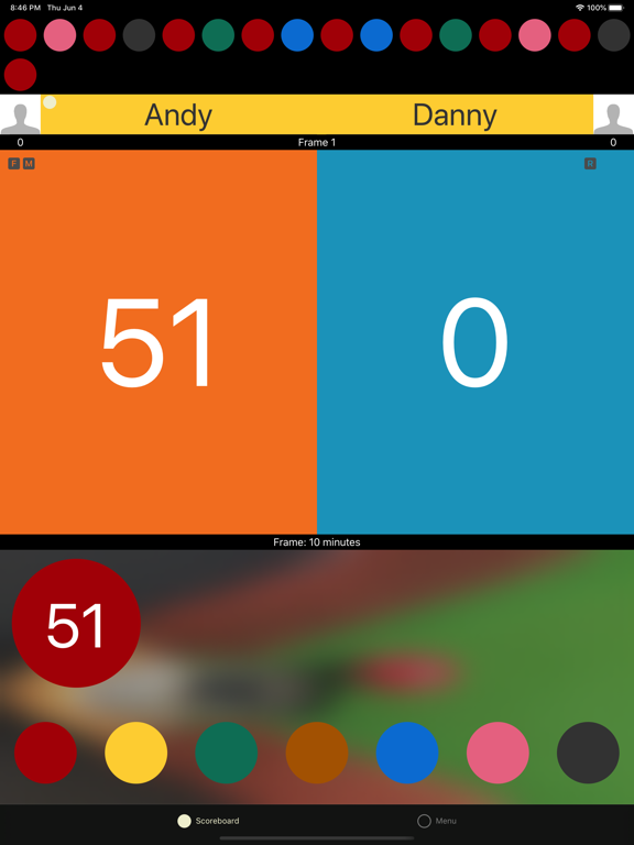 SnookerJack screenshot #2