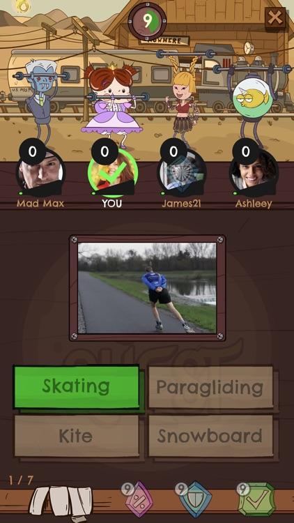 Quiz Quest - Fun Trivia screenshot-8