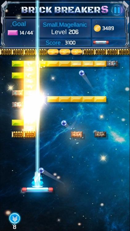 Brick Breaker : Space Outlaw screenshot-6