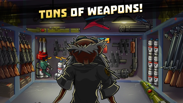 Zombie Smash! Time Travel screenshot-4