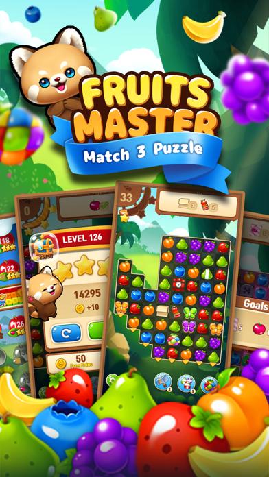 Fruits Master : Match 3 Puzzle screenshot 4